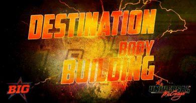 DESTINATION BODYBUILDING-Documentario sul bodybuilding e fitness con Nocerino,Paniccia,Tozzi, Giusto