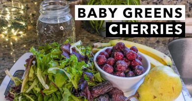Green Smoothie Recipe #1 (from 30-Day Green Smoothie Challenge for Busy People)