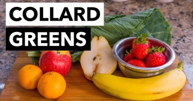 Green Smoothie Recipe 20: Collard Greens Pro Tip (from 30-day GSC)