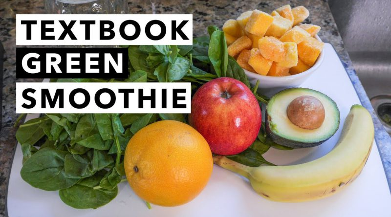 Green Smoothie Recipe #7 (from 30-Day Green Smoothie Challenge for Busy People)