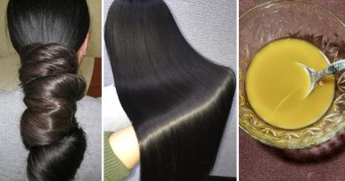 Homemade Secret Hair Oil For Faster Hair Growth: Get Long Thick Shiny Hair Naturally At Home