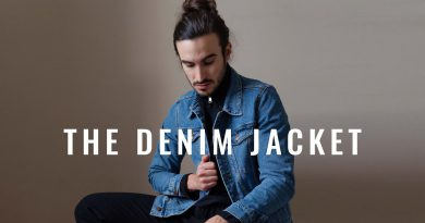 How To Style A Denim Jacket For Men