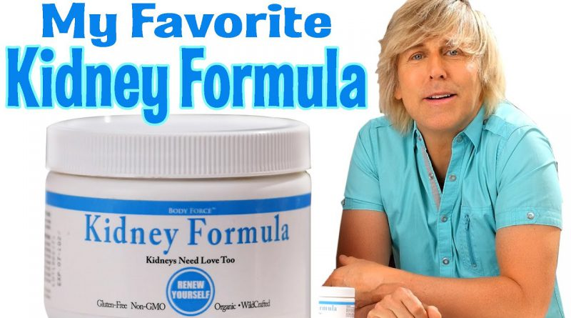 I just LOVE the ingredients in my Kidney formula