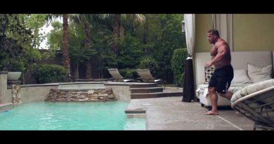 Jay Cutler bodybuilder documentary 1/4 LIVING LARGE
