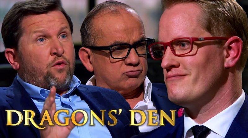 Lawyer's Guerrilla Marketing Strategy 'Could Make a Fortune' | Dragons' Den