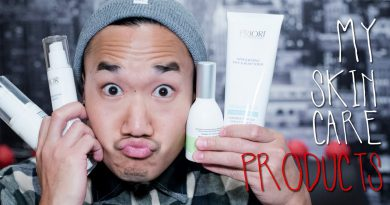 MALE GROOMING | WHAT I USE