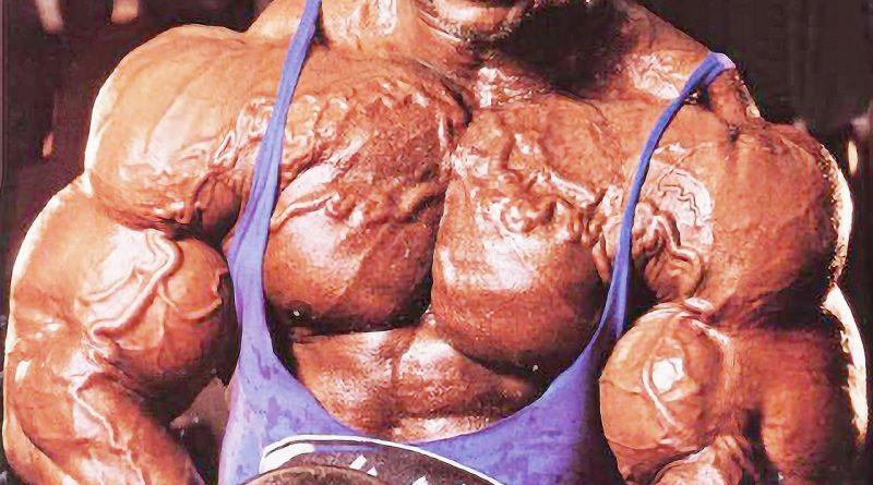 MONSTER JURASSIC PAUL - Paul Dillet - Bodybuilding Motivation