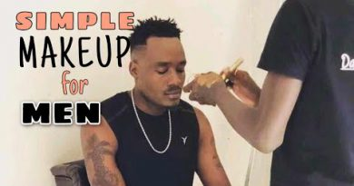 Makeup for men     |     Male grooming
