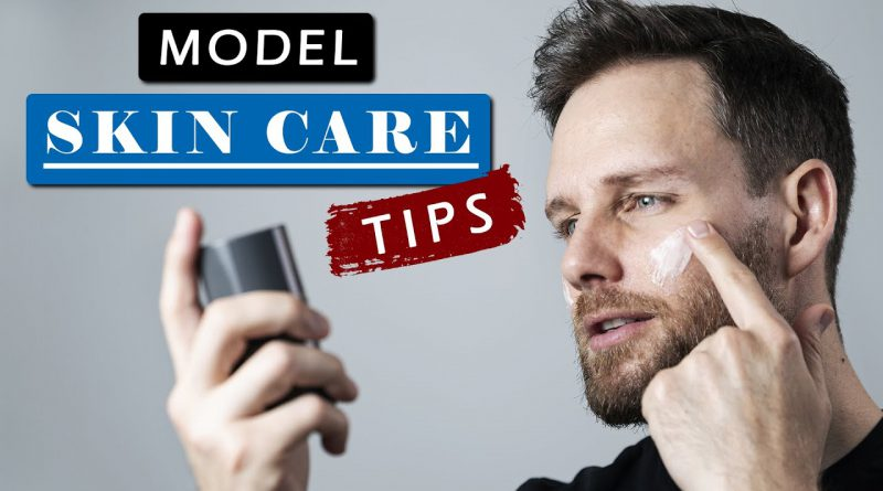 Male model SKINCARE ROUTINE || Best SKINCARE Products For MEN 2020
