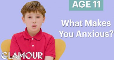 Men Ages 5-75: What Makes You Anxious?   Glamour