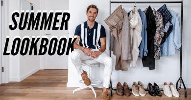 Men's Fashion Summer Look book | Men's Style & Outfit Inspiration, Summer 2020