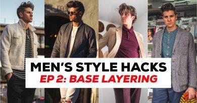 Men's Style Hacks Ep 2: Base Layering | Parker York Smith