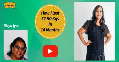 My Weight Loss Journey against High Sugar: 21 Kgs in 3 months by Divya   Truweight