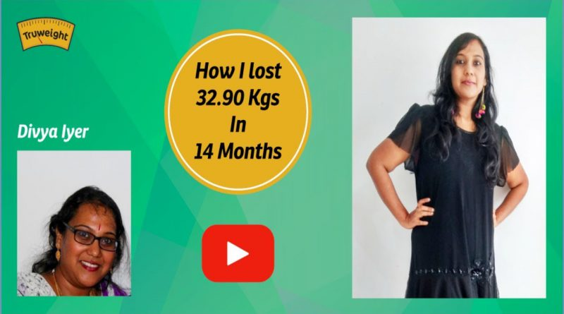 My Weight Loss Journey against High Sugar: 21 Kgs in 3 months by Divya | Truweight