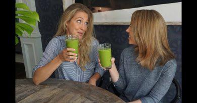 No-Fruit Green Smoothie | Inside Scoop