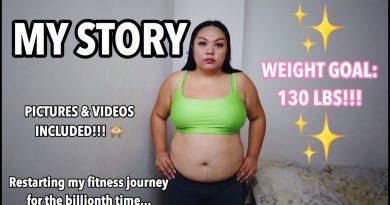 STARTING MY WEIGHT LOSS JOURNEY 2020