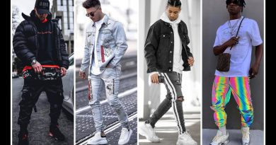 STREET WEAR  OUTFITS IDEAS 2020 || URBAN STYLE FOR MEN 2020 || CASUAL STYLE TRENDS  ||MEN'S FASHION