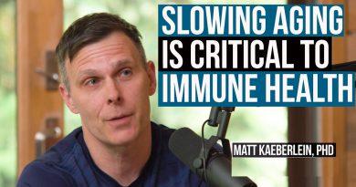 Slowing Aging w/ Metformin, Rapamycin & More: Longevity Researcher Tells All