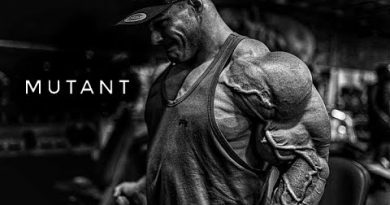 THE NEW MUTANT [HD] BODYBUILDING MOTIVATION