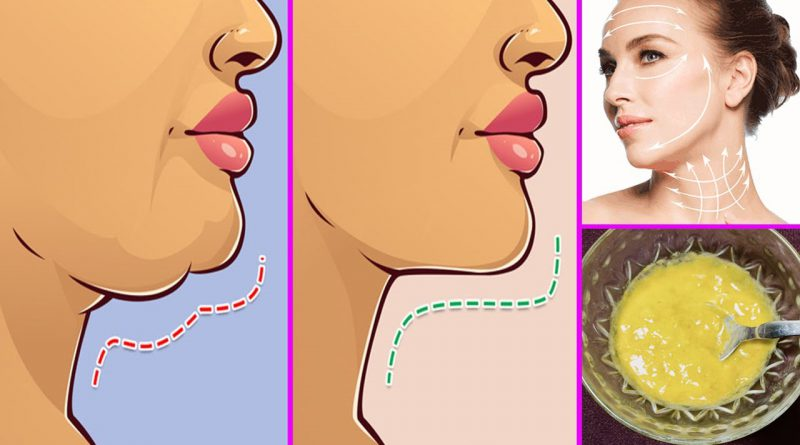 Tighten Loose Skin On Neck And Under Chin, Get Rid Of Dark Neck, Get Clear Younger Neck