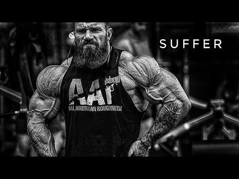 YOU NEED TO SUFFER [HD] BODYBUILDING MOTIVATION
