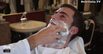 """""""Italian Gentleman""""  - """"Art of Shaving"""" - """"Rasatura"""" - """"Barbieria Colla"""" -  """"Italian Men's Grooming"""""""