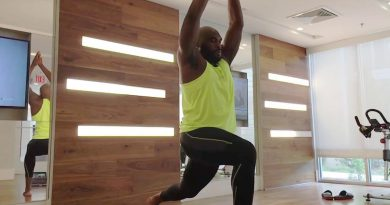 rahmosley.com  The Tall Men's Lifestyle Guide: YOGA