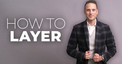 5 STYLISH Fall Layering Outfit Ideas   How To Layer Clothing For Men