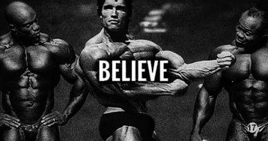 BELIEVE IN YOURSELF [HD] BODYBUILDING MOTIVATION