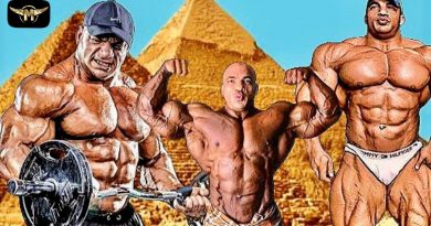 BODYBUILDING IS ABOUT MUSCLE - BIG RAMY - ROAD TO 2020 MR. OLYMPIA