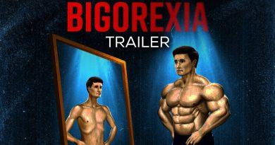 Bigorexia - Official Trailer #2 (HD)   Bodybuilding Documentary