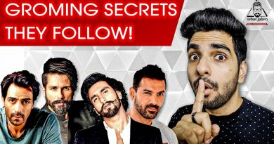 CELEBRITY GROOMING SECRETS JO HUMEIN NAHI PATA!✂️Grooming routine of bollywood actors|Lakshay Thakur