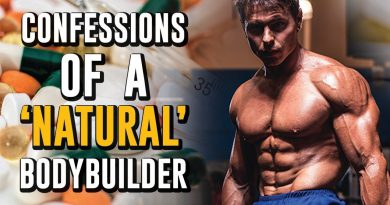 Confessions Of A 'Natural' Bodybuilder | Pete Hartwig | 2018