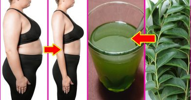 Curry Leaves Juice For Weight Loss Fastest, No Diet No Exercise Lose Belly Fat Quickly