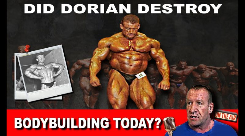 Did Dorian Yates Cause the Downfall of Modern Day Bodybuilding?