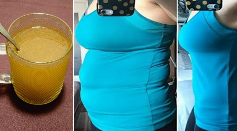 Do This Every Day, Lose Weight In 2 Weeks, Natural Fast Weight Loss Drink
