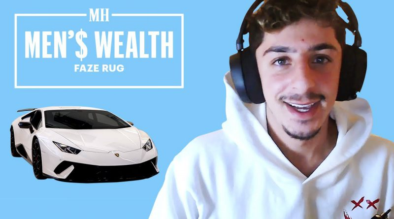 FaZe Rug on The Worst Money He's Ever Blown | Men'$ Wealth | Men's Health