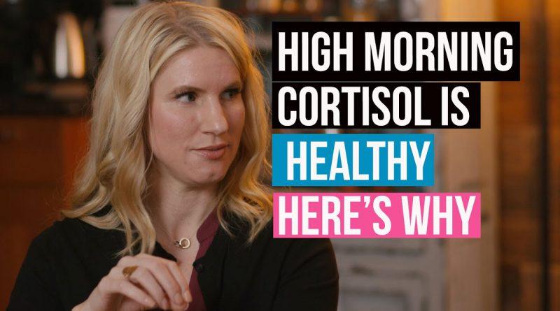 High Cortisol Isn't Bad: it Helps Blood Sugar & Immunity w/ Carrie Jones, ND