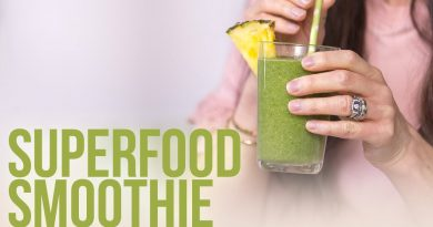 How to Make: Superfood Smoothie | Cooking with Joy | CBC Life
