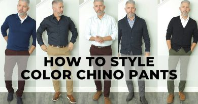 How to Style Colored Chinos This Fall   Men's Fall Outfits