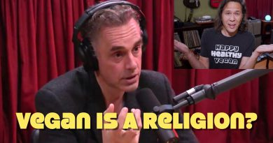 Is Vegan A Religion? Yes, Says Jordan Peterson. Reaction
