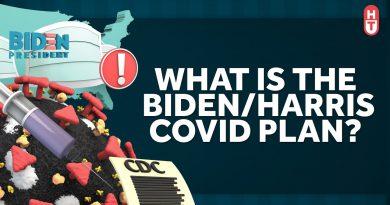 Joe Biden and Kamala Harris Have a Plan for Covid-19