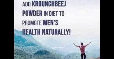Knowing Krounchbeej Powder Benefits is a Key to a Healthy Men's Lifestyle!