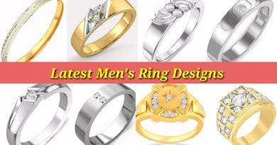 Latest Men's Ring Designs Video ll Aap Ki Apni Rasoi & Lifestyle Zone ll Men's Ring Collection