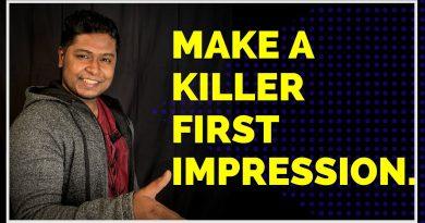 Make a Killer First Impression   Men's Lifestyle 2020