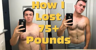 My 75lb+ Weight Loss Transformation | Tips and Tricks