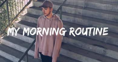 My Morning Routine 2016 | Men's Lifestyle | Edward Himself