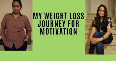 My weight loss journey to motivate you to lose weight (in tamil)   How I lost 30 Kgs
