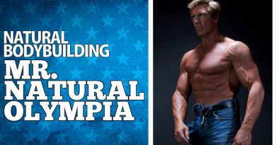 Natural Bodybuilding Mr Natural Olympia John Hansen (The 1st Natty Mr O)