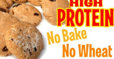 No Bake High Protein Paleo Raw Vegan Peanut Butter Cookies